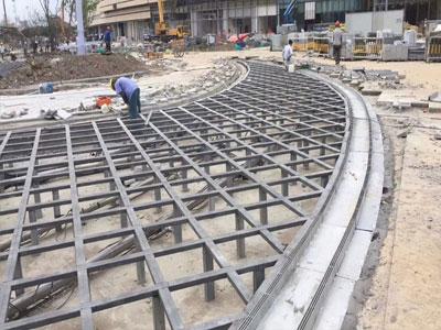 泰禾广场不xiu钢feng隙式gai板施工图