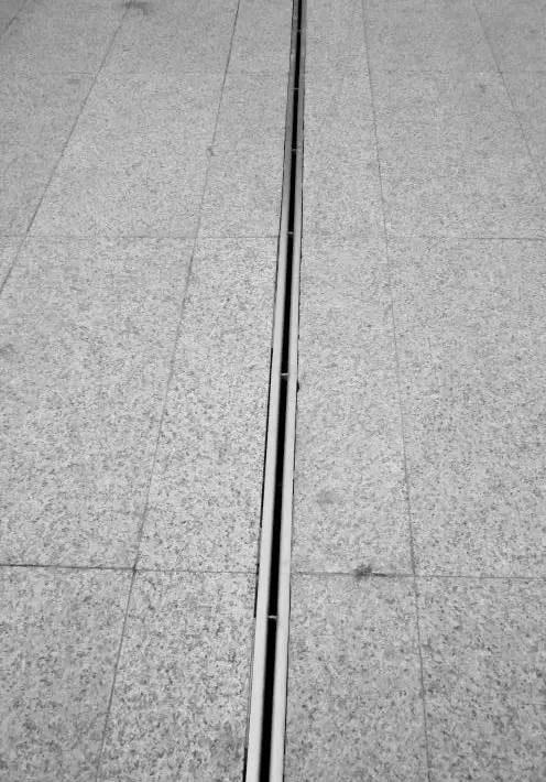 缝隙式排水沟(单缝)