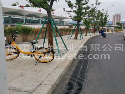 gao铁项目fu州zhan树zhihun凝土排水沟an例