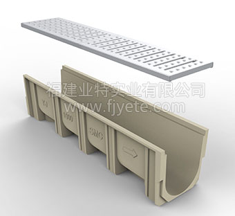 SMC复合材料排水沟